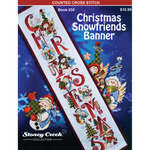 Christmas Snowfriends Banner - Stoney Creek