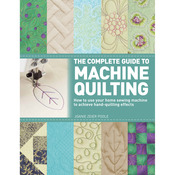 St. Martin's Books - The Complete Guide To Machine Quilting