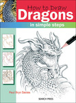 How To Draw Dragons - Search Press Books