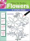 How To Draw Flowers - Search Press Books