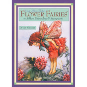 Flower Fairies In Ribbon Embroidery - Search Press Books