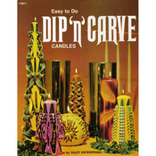 Dip 'n' Carve Candles - Yaley Books