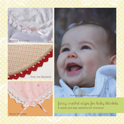 Fancy Crochet Edges For Baby Blankets - Ammee's Babies