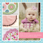 Ammee's Babies - Lullaby Crochet Edges For Baby Blankets