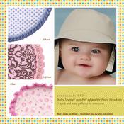 Baby Shower Crochet Edges - Ammee's Babies