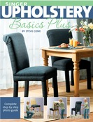 Singer Upholstery Basics Plus - Creative Publishing International