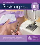 Sewing 101 - Revised & Updated - Creative Publishing International