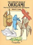The Complete Book Of Origami - Dover Publications