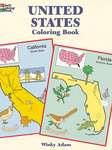 United States Coloring Book - Dover Publications