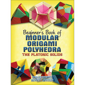 Beginner's Book Of Modular Origami - Dover Publications