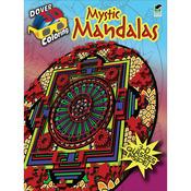 Mystic Mandalas Coloring Book 3D - Dover Publications