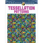 Creative Haven Tessellation Pattern - Dover Publications
