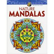 Nature Mandalas - Dover Publications