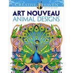 Art Nouveau Animal Designs - Dover Publications