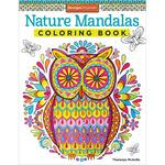 Nature Mandalas Coloring Book - Design Originals