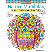Nature Mandalas Coloring Book - Design Originals