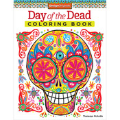 Day Of The Dead Coloring Book - Design Originals