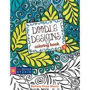 Doodle Designs Coloring Book - FunStitch Studio