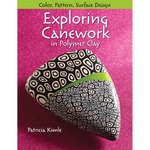 Exploring Canework In Polymer Clay - Kalmbach Publishing Books