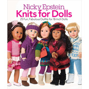 Knits For Dolls Nicky Epstein - Nicky Epstein Books