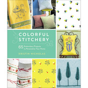 Colorful Stitchery - Roost Books