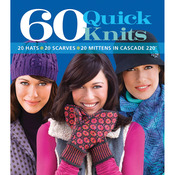 60 Quick Knits - Sixth & Springs Books