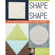 Stash Books - Shape By Shape