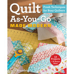 Quilt As-You-Go Made Modern - Stash Books