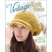 Vintage Knit Hats - Stackpole Books