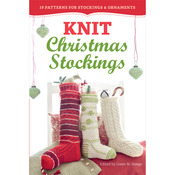 Knit Christmas Stockings - Storey Publishing