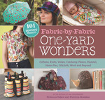 Fabric-By-Fabric One-Yard Wonders - Storey Publishing
