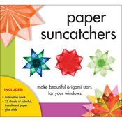 Paper Suncatchers Kit - Sterling Publishing