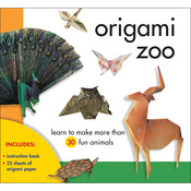 Origami Zoo Kit - Sterling Publishing