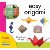 Easy Origami Kit - Sterling Publishing