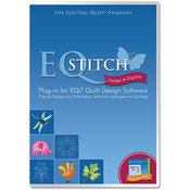 EQStitch Embroidery Software -Plug - In For EQ7-
