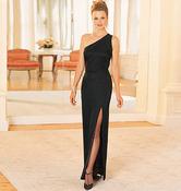 14-16-18 - Misses/Misses' Petite Lined Dress