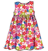 CB (1-2-3) - Toddlers'/Children's Dress