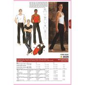 S - M - L - XL - Dance Wear