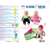 Fits 16 (40 cm) Baby Dolls - Doll Clothes Kwik Sew<BR>- Doll Clothes