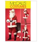 XN (XLG-XXL-XXXL) - Misses'/Men's Santa Costumes and Bag
