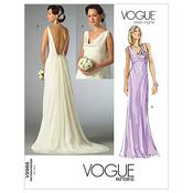 AX (4-6-8) - Misses' Dress