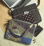 One Size Only - Bags, Eyeglass Case and Journal Cover