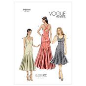 A5 (6-8-10-12-14) - Misses' Dress
