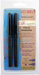 Leaf Green - Manuscript CalliCreative Markers 1.4mm & 3.6mm 2/Pkg