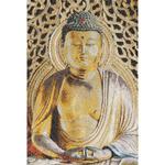 "8-3/4""X13"" 18 Count - Buddha On Aida Counted Cross Stitch Kit"