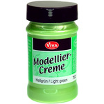 Light Green Modeling Creme  - Viva Decor