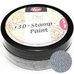 Silver - 3D Stamp Paint