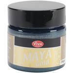 Petrol - Viva Decor Maya Gold