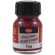 Pink - Viva Decor Precious Metal Color