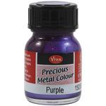 Purple - Viva Decor Precious Metal Color